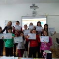"New trained Cyberscouts in Primary School ""Todor Kableshkov"""
